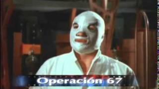 """Cine Estelar promocional """"Operación 67"""""""