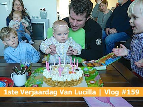 1ste Verjaardag Van Onze Lucilla | Bellinga Vlog #159