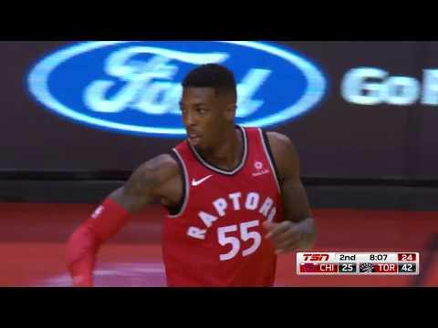 Chicago Bulls vs Toronto Raptors: October 19, 2017