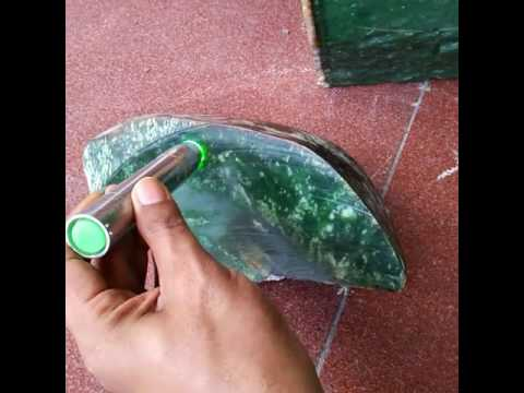 Rough Natural Nephrite Jade Aceh