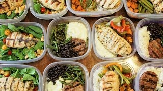 Meal Prep Monday For Weight Loss And Fitness