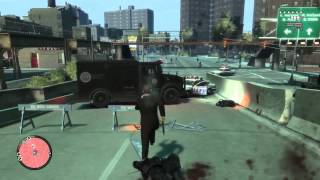 GTA IV Война с копами (1)