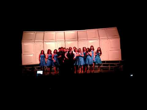 Bonners Ferry High School Honor Choir