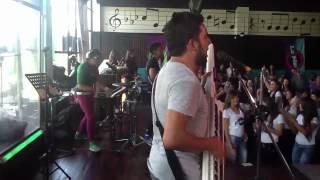 SOLITARIA @ALKILADOS EN VIVO LA MEGA UNICENTRO GUITARRA Y RUMBA