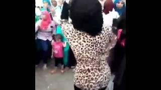 بنت تتحدى صافيناز فى الرقص رقص جامد 2015