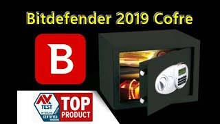 🚨 Cofre de Arquivos, seus arquivos confidenciais protegidos - Bitdefender 2019