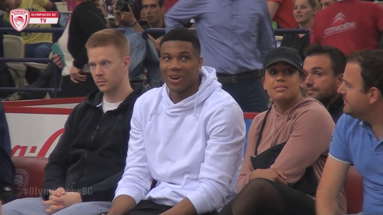 Giannis Antetokounmpo Wife / Beautiful Wives Gfs Of The ...