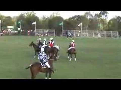 2007 Polocrosse World Cup Spills and Crashes