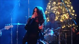 Royal Machines w/ Juliette Lewis & Brad Wilk - Ain't Talkin' 'bout Love - El Rey 12-17-18 Late Show
