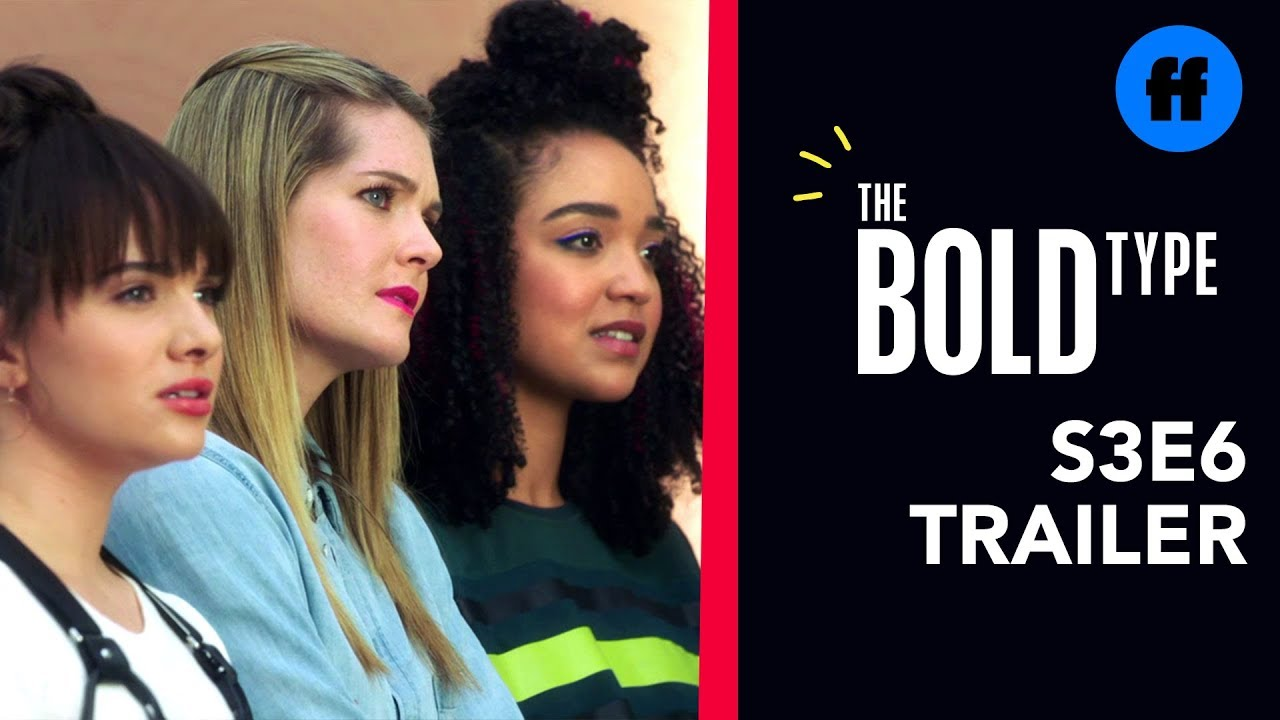 Download The Bold Type | Season 3, Episode 6 Trailer | Jane's First Day at Scarlet