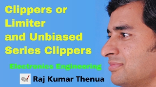 Clippers or Limiter and Unbiased Series Clippers (