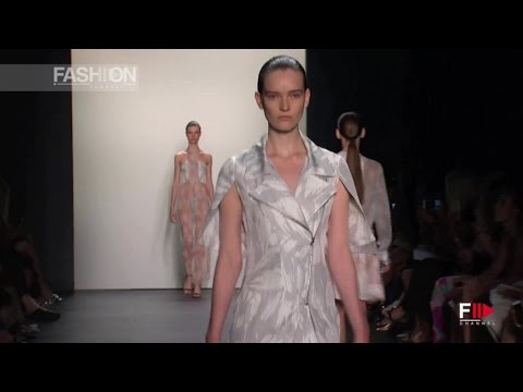 YIGAL AZROUEL Show New York SS 2016 by Fashion Channel
