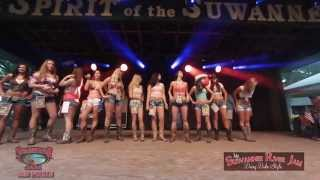 Ms. Suwannee River Jam - Daisy Dukes Style Competition FINALS 2015