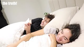 the TRUTH about David Dobrik and Natalie!