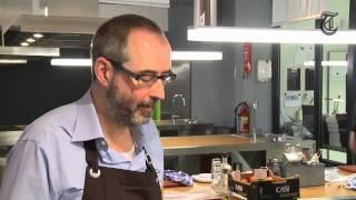 Koken met Giphart en Kluun