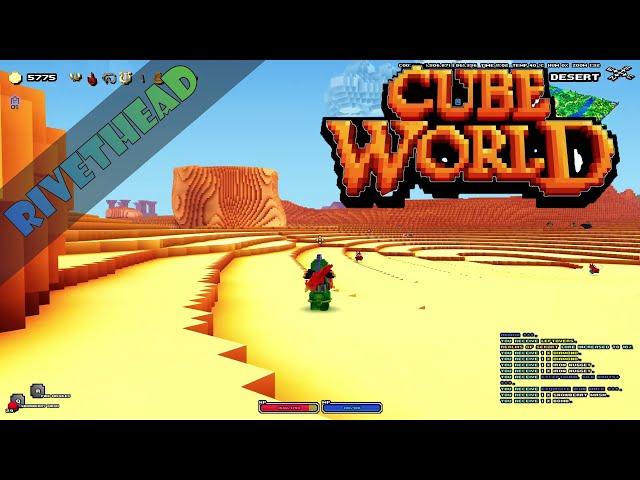 """Cube World Season 13 - E50 -""""How I Grieve!"""""""