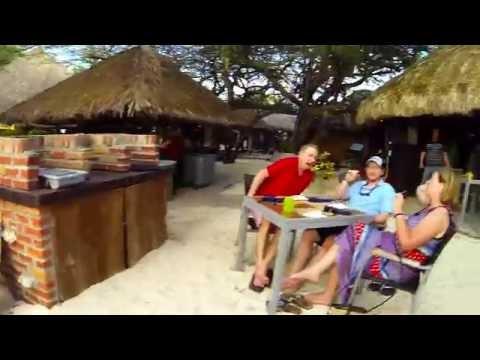 MooMba Beach Bar & Restaurant, Palm Beach, Aruba