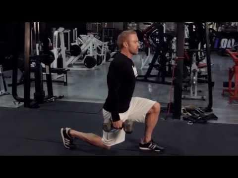 Walking Lunge - The Proper Lift - BPI Sports