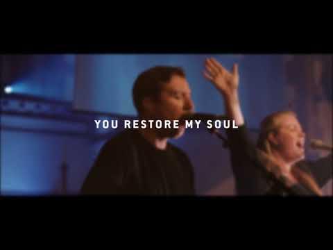 New Wine Worship - You Restore My Soul Feat. Lauren Harris (Official Lyric Video)