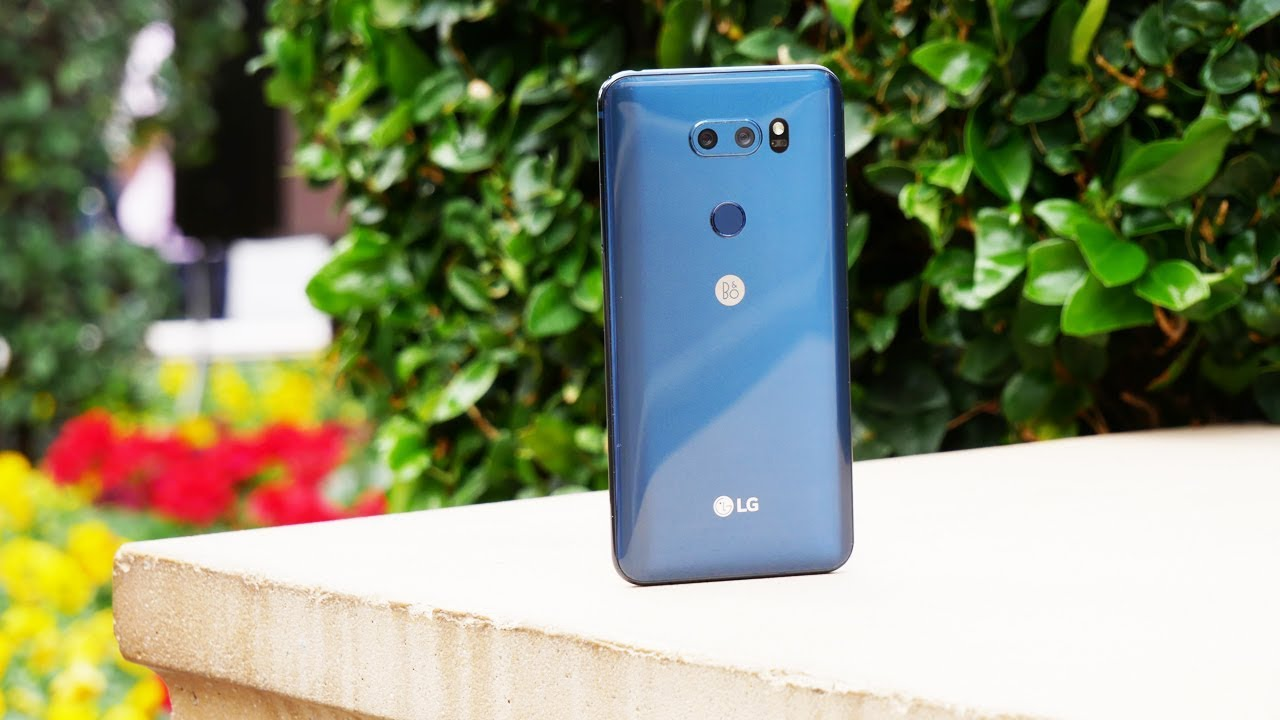 Смартфон LG V30+ | Полный обзор флагмана LG V30+