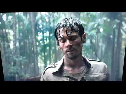 Unbroken movie - execution island treatment