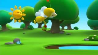 Uki - Vrolijke bloemen
