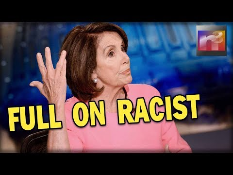 Pelosi Goes FULL RACIST Against 'Five White Guys' And Immediately She pays the Price for her HATRED