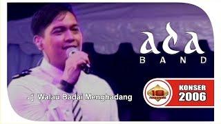 "KERENN ..!!! "" ADA BAND "" WALAU BADAI MENGHADANG (LIVE KONSER LAMPUNG 7 FEBRUARI 2014)"