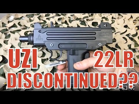 IWI Walther UZI .22lr Semi Auto Compact Pistol Discontinued?  - Love it or Hate it ?