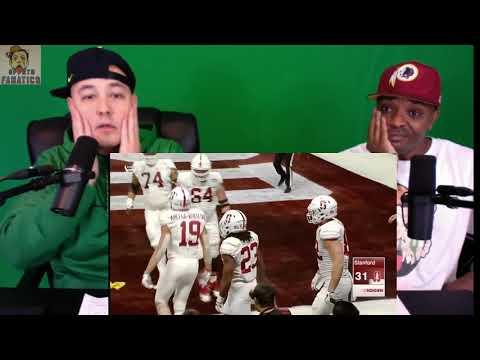 Stanford vs TCU | Reaction | College Football Highlights | Valero Alamo Bowl