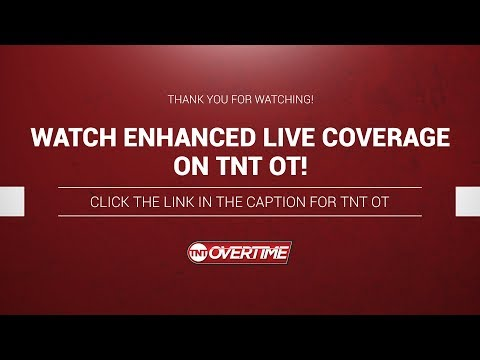 LIVE Pregame Coverage | Celtics vs. Rockets