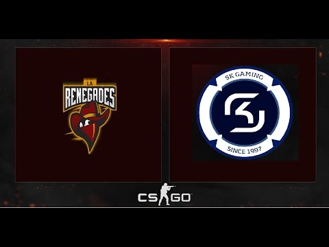 16-0 Renegades vs SK - ESL Pro League Season 4 NA - De dust