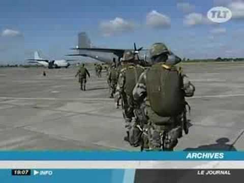 Fermeture de la base aérienne de Francazal