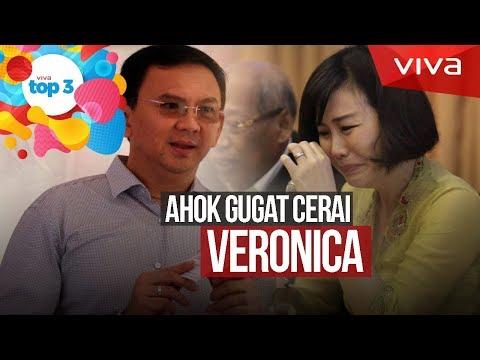 VIVA Top3: Ahok Cerai, Blunder Komika & Gaya Syahrini
