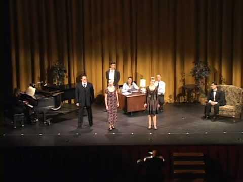"""Impresario trio (""""The Catfight Trio"""")"""