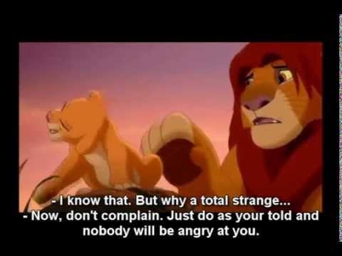 The Last Lion King Part 1