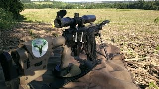 Ohio Groundhogs 2014 860 Yard Poke AR15 6PDK Hunt #6