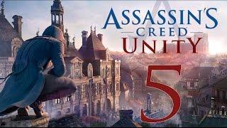 Прохождение Assassin's Creed Unity — Часть 5: Первое задание от Ордена Ассасинов