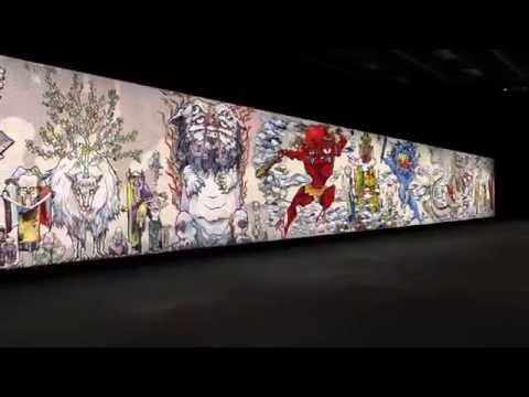 Takashi Murakami - Mori Art Museum - Yokohama Museum of Art