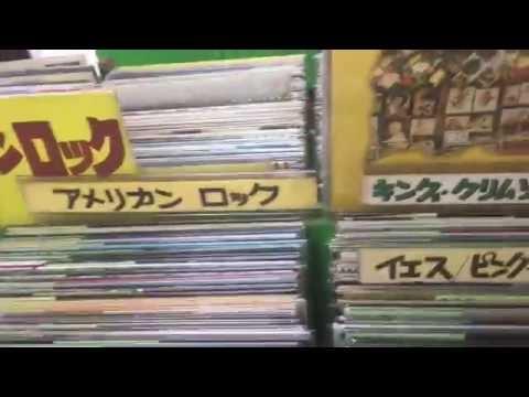 The Vinyl Guide - Hanky Panky Records- Shinsaibashi Osaka Japan