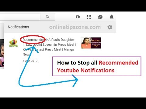 How to stop recommended videos on YouTube