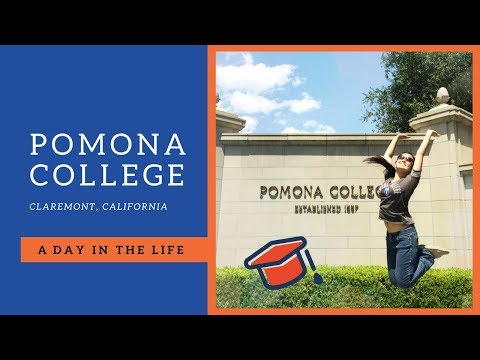 Pomona College: A Day in the Life (Claremont, California)