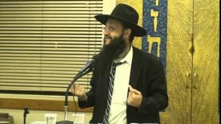 """Rabbi Ilan Meirov on """"Marriage"""""""
