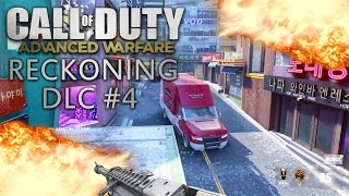 """Call of Duty: Advanced Warfare - NEW """"RECKONING"""" DLC #4 FUN GAMEPLAY MONTAGE! (AW DLC 4 Multiplayer)"""