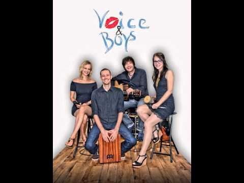 Voice & Boys  -    D I E    Unplugged-Event-Band aus Ludwigsburg (bei Stuttgart)