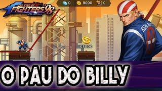 O PAU DO BILLY KANE  😱 KOF 98 OL