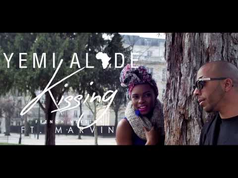 Yemi Alade - Kissing French Remix Official Video ft  Marvin