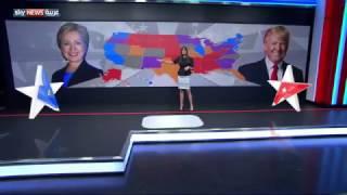 خارطة انتخابات الرئاسة الأميركية