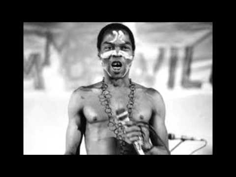Fela Kuti-  The Greatest Hits