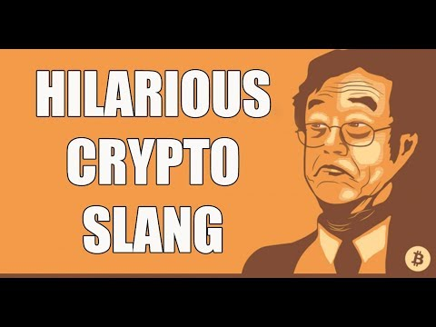 5 of The Most Hilarious Cryptocurrency Terms Ever Invented - the New Slang